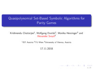 Quasipolynomial Set-Based Symbolic Algorithms for Parity Games