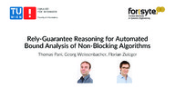 Rely-Guarantee Reasoning for Automated Bound Analysis of Lock-Free Algorithms
